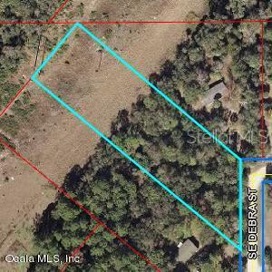 Land for sale in 00 Debra STREET, Inglis, Florida ,34449