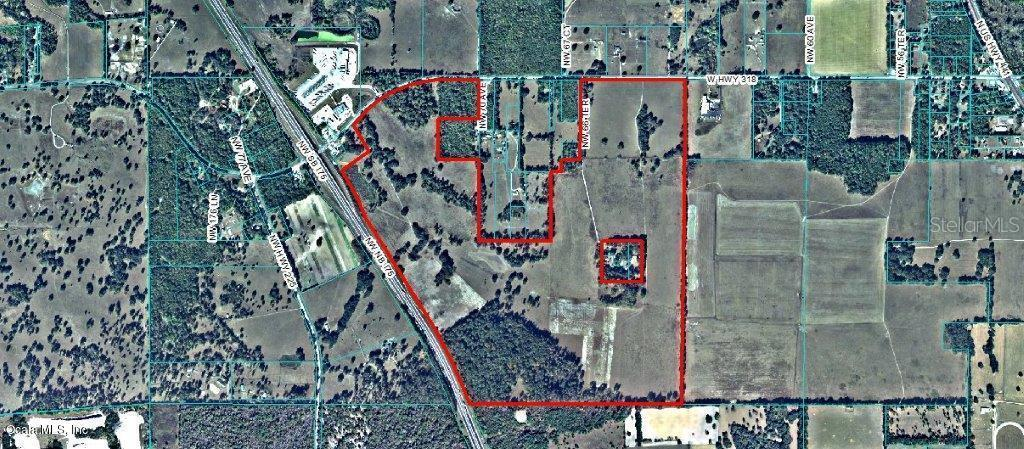Land for sale in 000 Co Hwy 318, Reddick, Florida ,32686