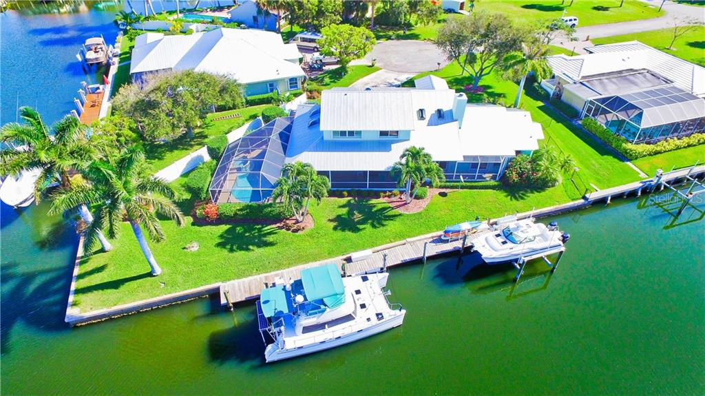 Single Family Home for sale in 123 Queen Ann COURT, Hutchinson Island, Florida ,34949