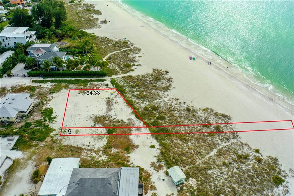 Land for sale in 4700 4th Ave AVENUE, Holmes Beach, Florida ,34217