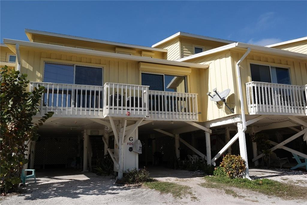 Condominium for sale in 9400 Little Gasparilla ISLAND, Placida, Florida ,33946
