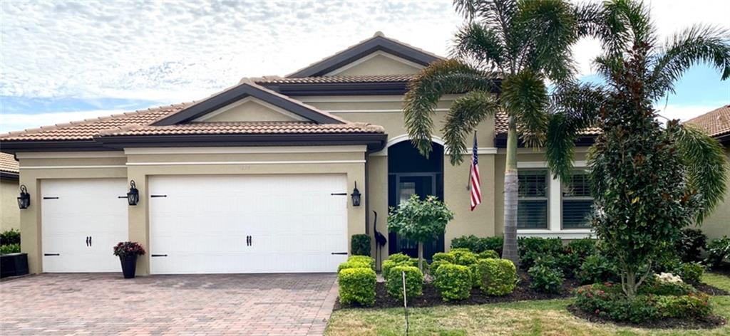 Single Family Home for sale in 154 Toscavilla BOULEVARD, North Venice, Florida ,34275