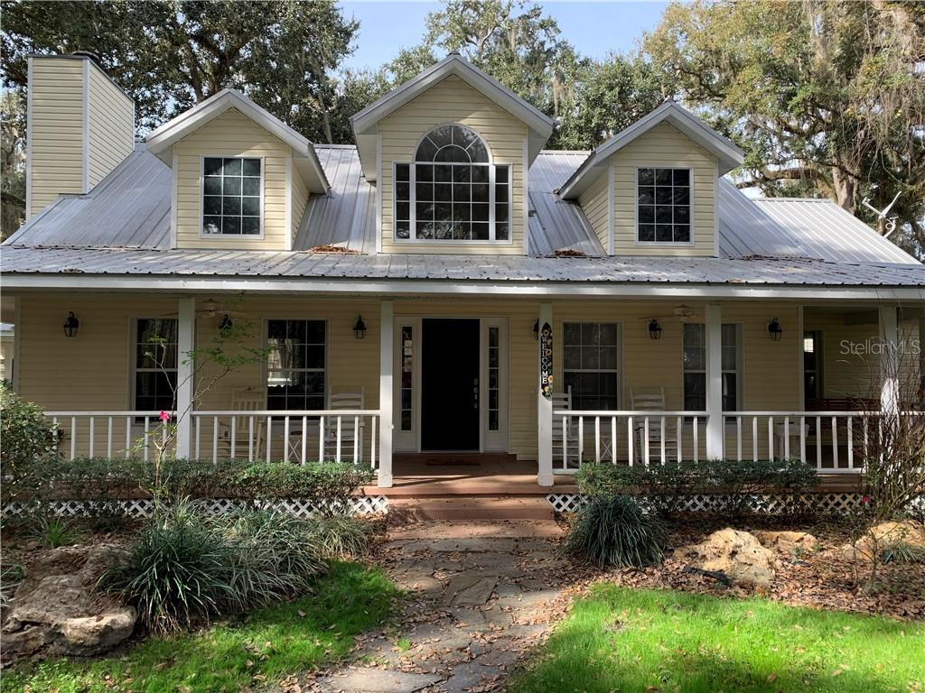 Single Family Home for sale in 5046 County Road 300, Lake Panasoffkee, Florida ,33538