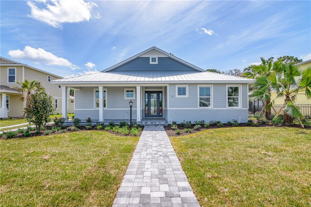 Single Family Home for sale in 74 Lagoon WAY, Titusville, Florida ,32780