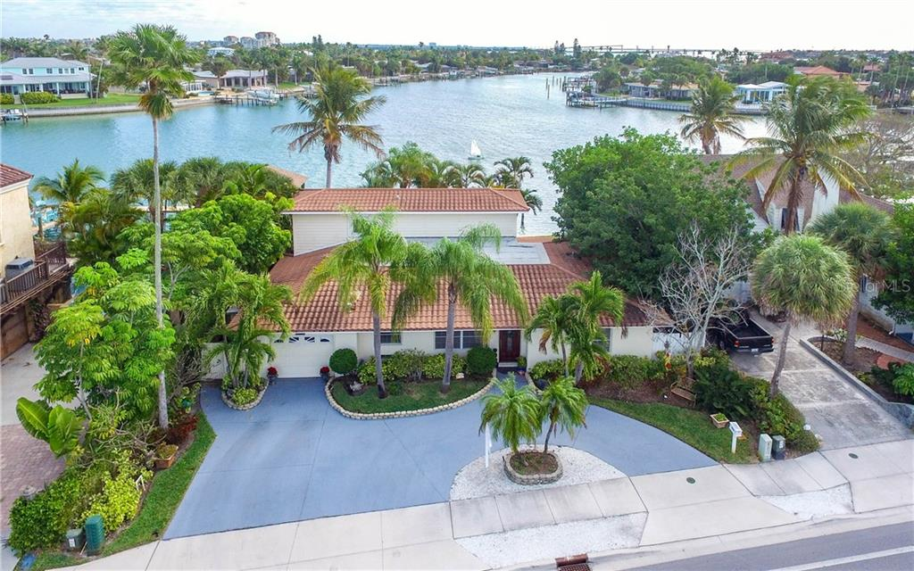 Single Family Home for sale in 2401 Pass A Grille WAY, St Pete Beach, Florida ,33706