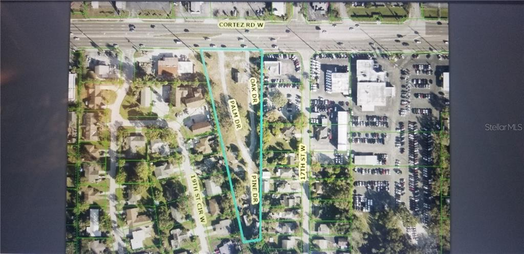 Land for sale in 1721 Cortez ROAD W, Bradenton, Florida ,34207