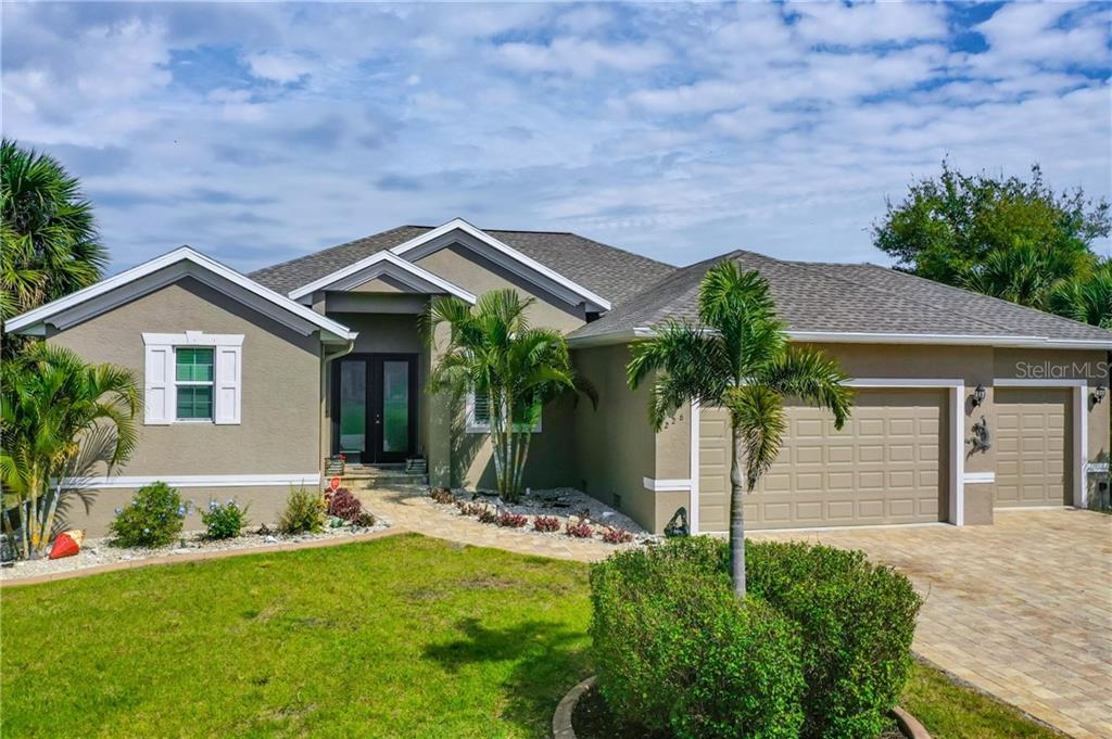 Single Family Home for sale in 226 Marker ROAD, Rotonda West, Florida ,33947