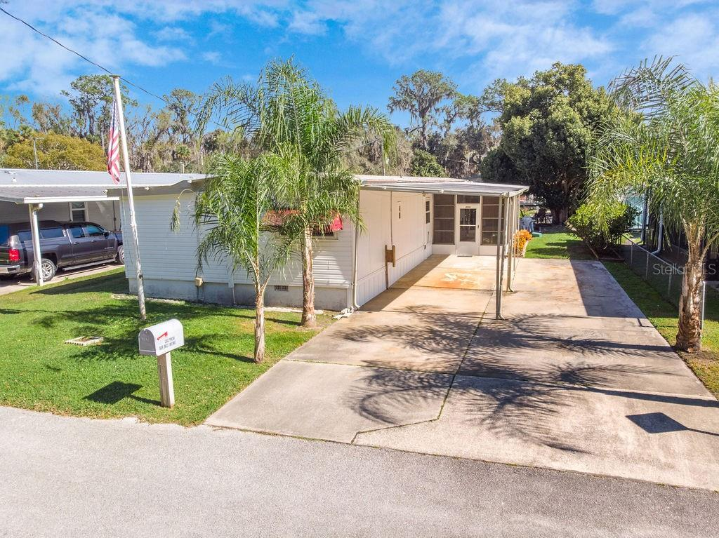 Manufactured/Mobile for sale in 1609 Bass AVENUE, Seville, Florida ,32190