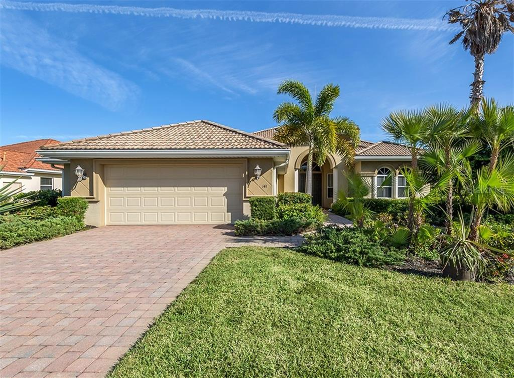 Single Family Home for sale in 141 Medici TERRACE, North Venice, Florida ,34275