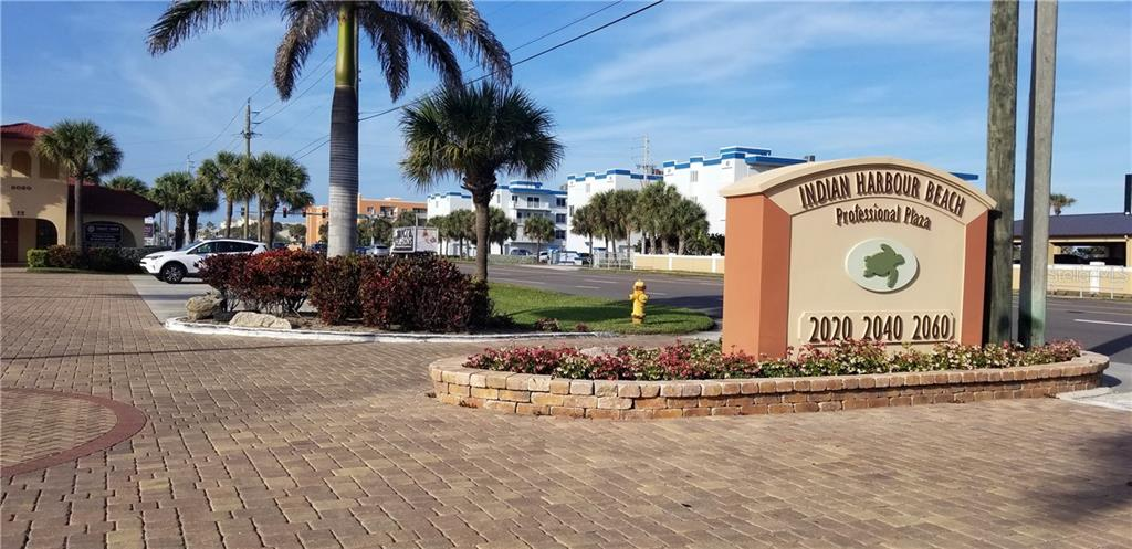 Commercial for sale in 2020 Highway A1a, Indian Harbour Beach, Florida ,32937