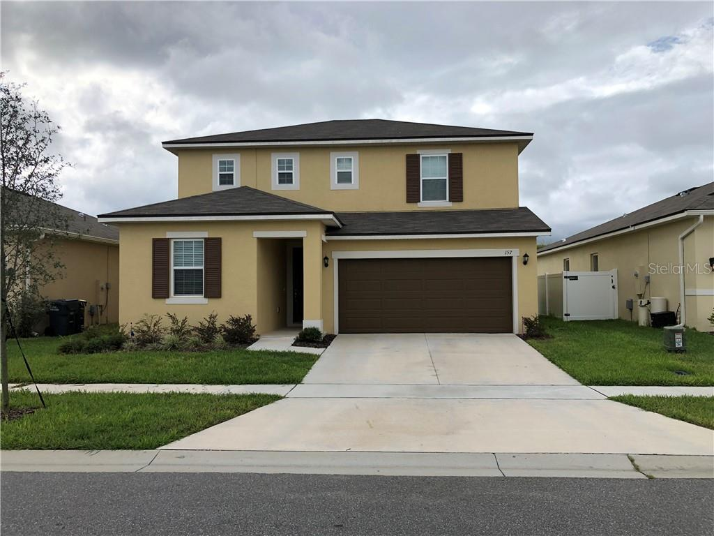 Single Family Home for sale in 157 Alford DRIVE, Davenport, Florida ,33896