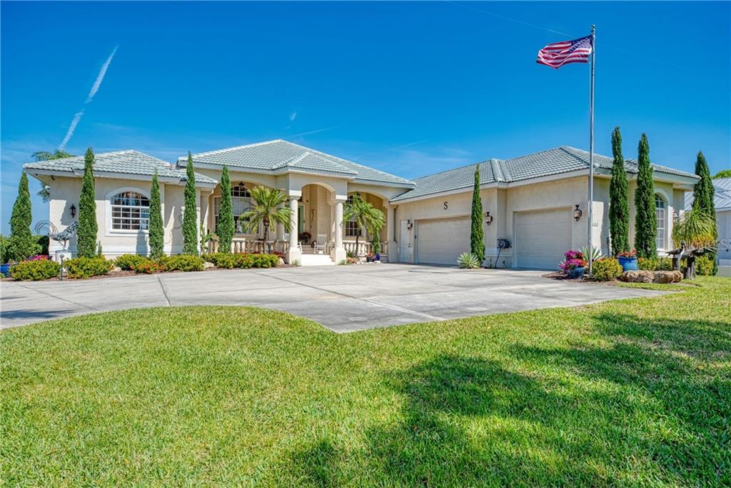Single Family Home for sale in 444 Bayshore DRIVE, Venice, Florida ,34285