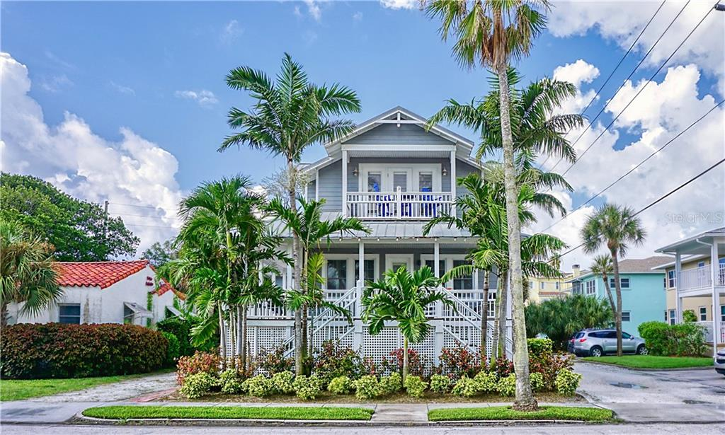 Single Family Home for sale in 108 18th AVENUE, St Pete Beach, Florida ,33706