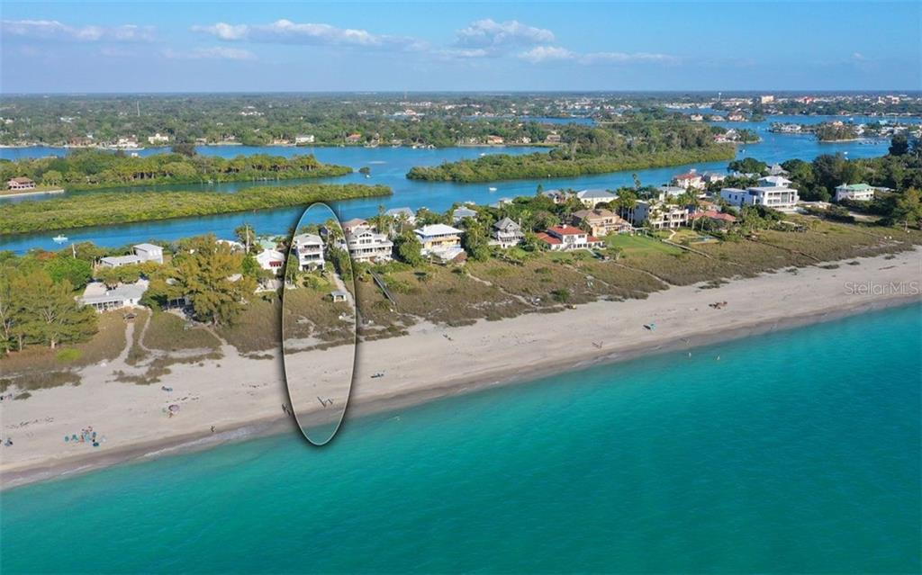 Single Family Home for sale in 412 Casey Key ROAD, Nokomis, Florida ,34275