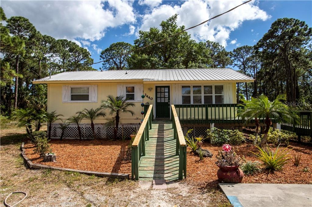 Single Family Home for sale in 3440 Rustic ROAD, Nokomis, Florida ,34275