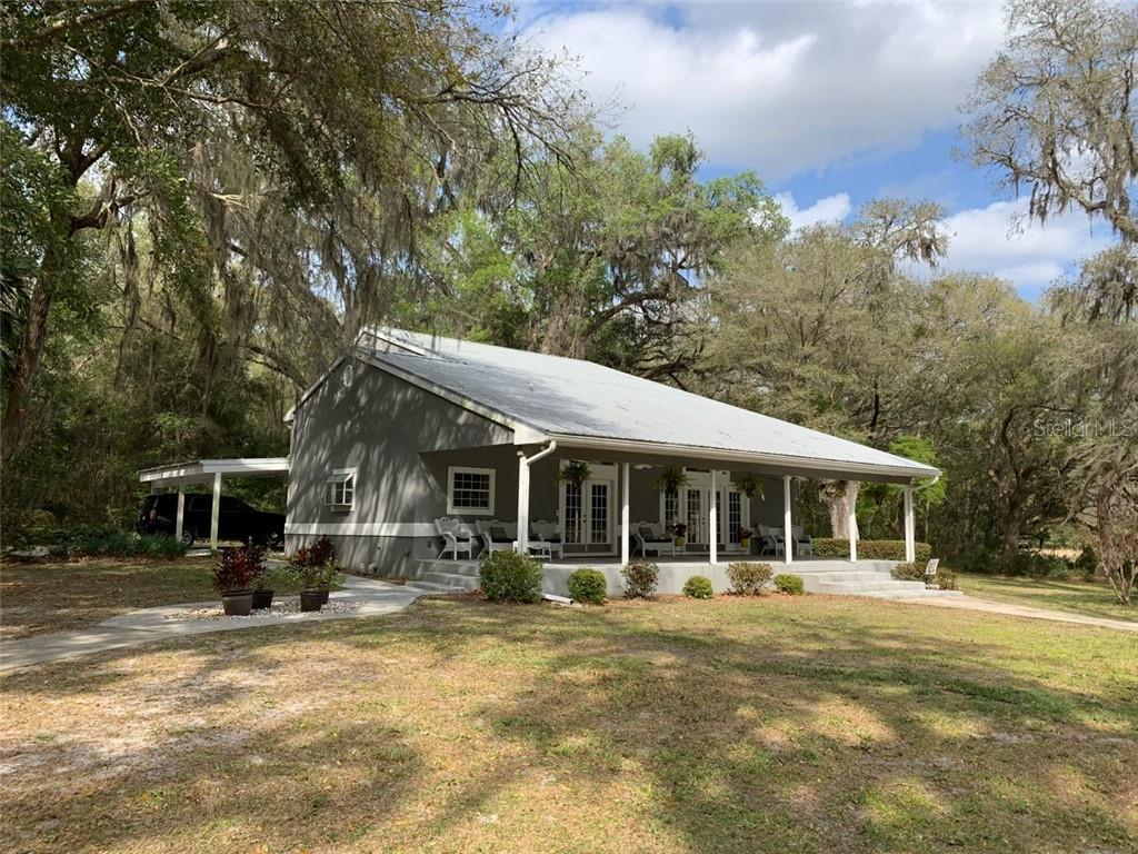Single Family Home for sale in 18551 30th STREET, Morriston, Florida ,32668