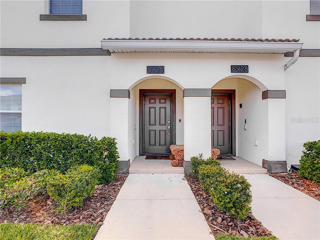 Townhouse/Row House for sale in 8926 Stinger DRIVE, Champions Gate, Florida ,33896
