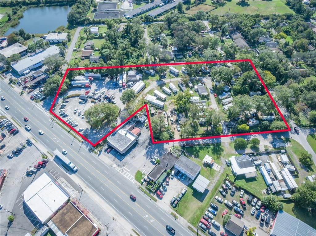 Commercial for sale in 5316 Edgewater Dr, Orlando, Florida ,32810