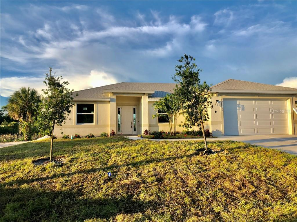 Single Family Home for sale in 13252 Pace CIRCLE, Port Charlotte, Florida ,33981