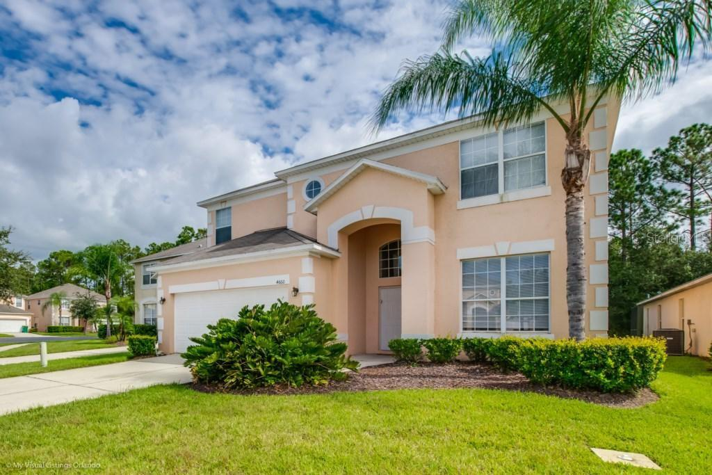 Single Family Home for sale in 4660 Golden Beach Ct., Kissimmee, Florida ,34746
