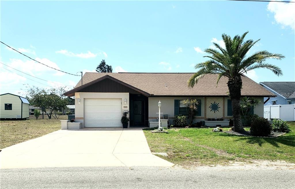 Single Family Home for sale in 743 Crestview CIRCLE NW, Port Charlotte, Florida ,33948