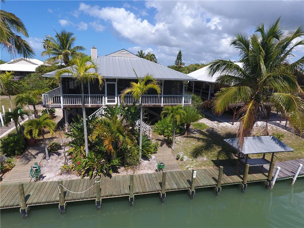 Single Family Home for sale in 9712 Little Gasparilla ISLAND, Placida, Florida ,33946
