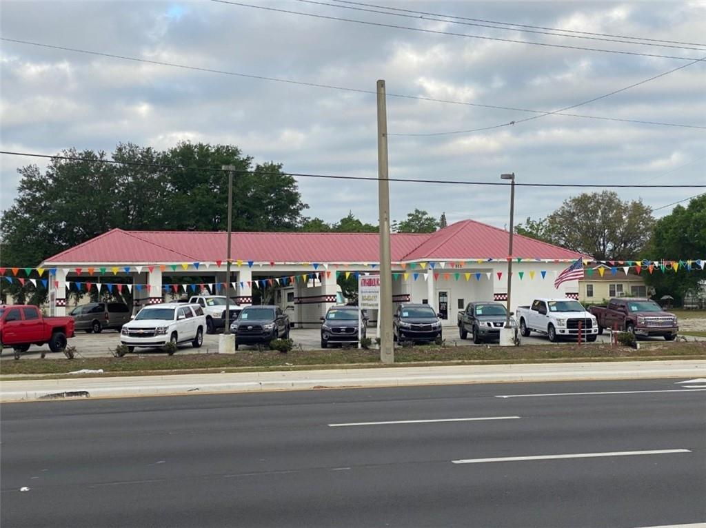 Commercial for sale in 311 Us 27 S, Avon Park, Florida ,33825