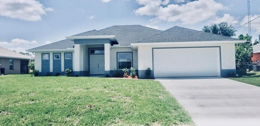 Single Family Home for sale in 3809 34th STREET SW, Lehigh Acres, Florida ,33976