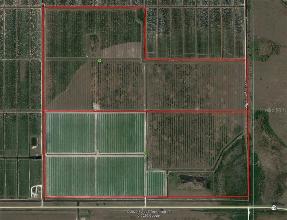 Land for sale in Hwy 70, Arcadia, Florida ,34266