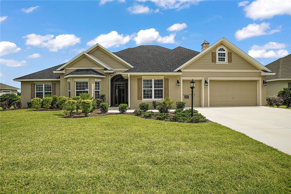 Single Family Home for sale in 611 Krietemeyer PATH, The Villages, Florida ,32163
