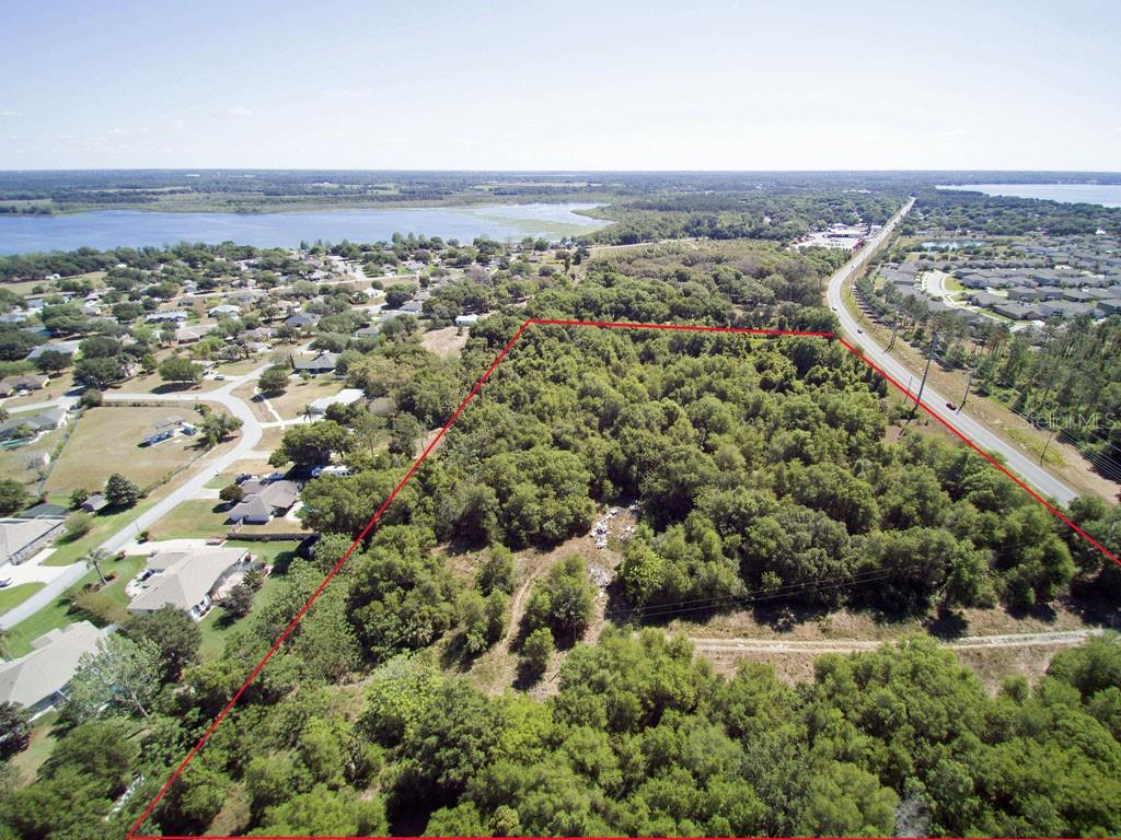 Land for sale in Cr 44, Grand Island, Florida ,32735