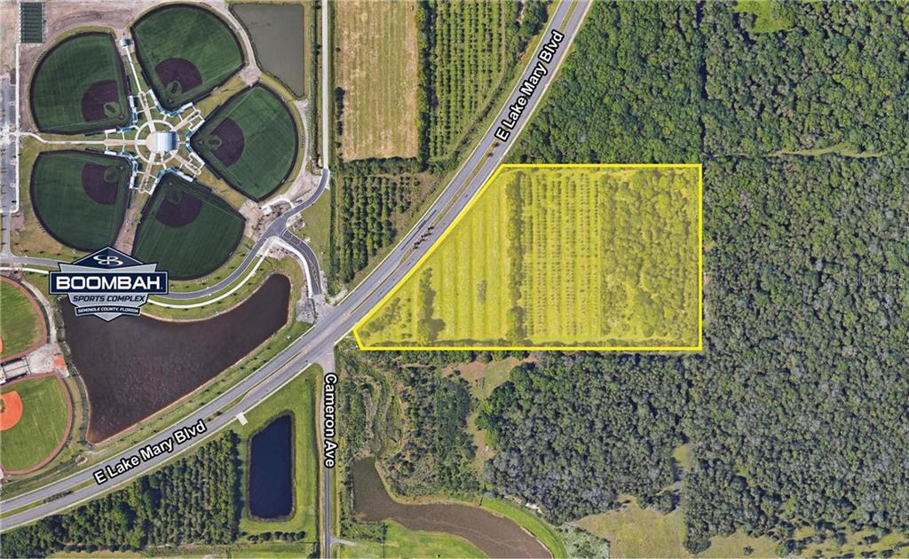 Land for sale in 3475 Lake Mary BOULEVARD, Sanford, Florida ,32773