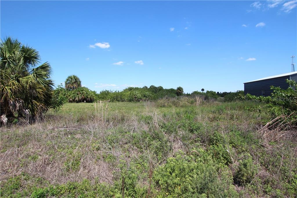 Land for sale in 1414 Red Barn ROAD, Moore Haven, Florida ,33471