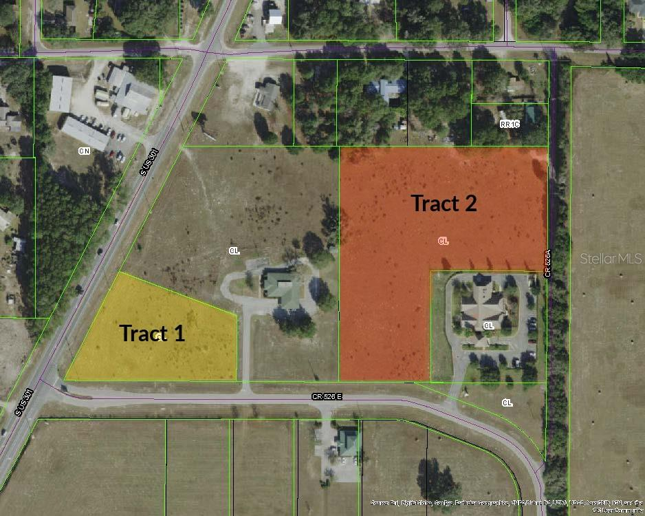 Land for sale in 2294 Cr 526e, Sumterville, Florida ,33585