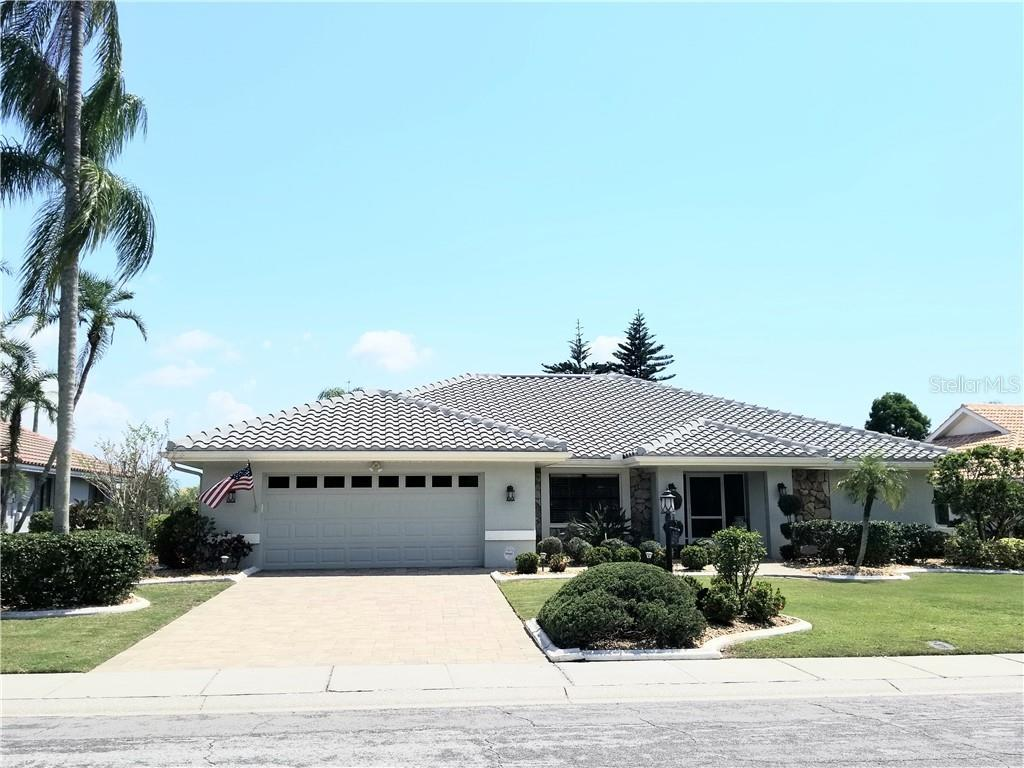 Single Family Home for sale in 1924 New Bedford DRIVE, Sun City Center, Florida ,33573