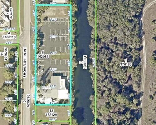 Commercial for sale in 4054 Shoal Line BOULEVARD, Hernando Beach, Florida ,34607
