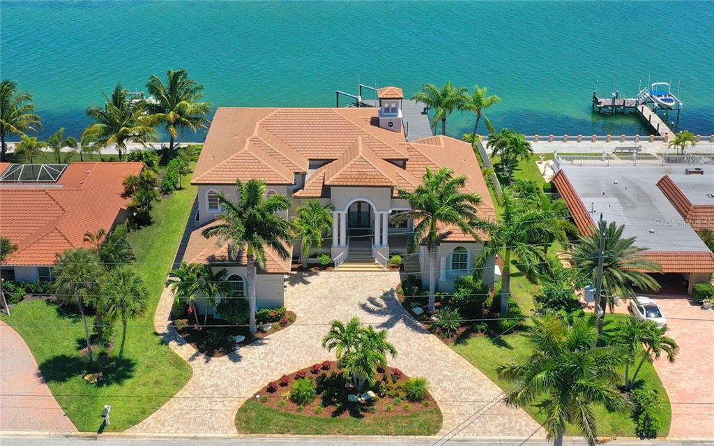 Single Family Home for sale in 667 Key Royale DRIVE, Holmes Beach, Florida ,34217