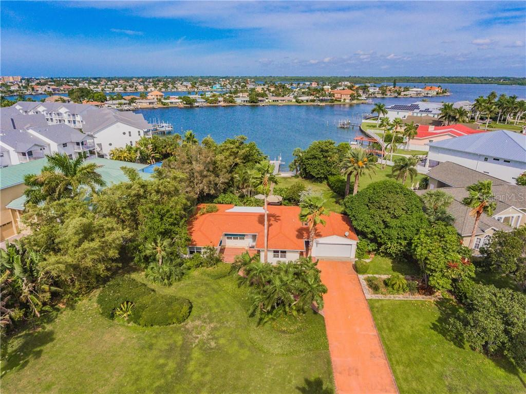 Single Family Home for sale in 230 Bath Club BOULEVARD S, North Redington Beach, Florida ,33708