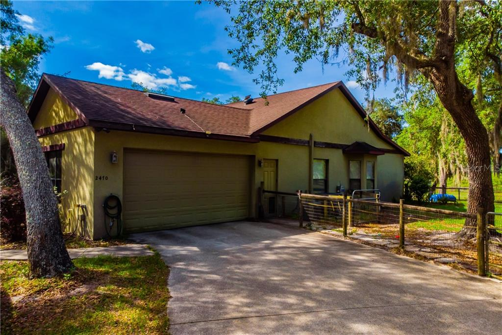 Single Family Home for sale in 2470 Place Pond ROAD, De Leon Springs, Florida ,32130
