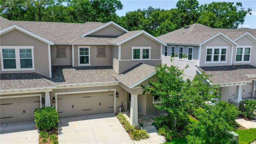 Townhouse/Row House for sale in 14616 Rocky Brook DRIVE, Tampa, Florida ,33625