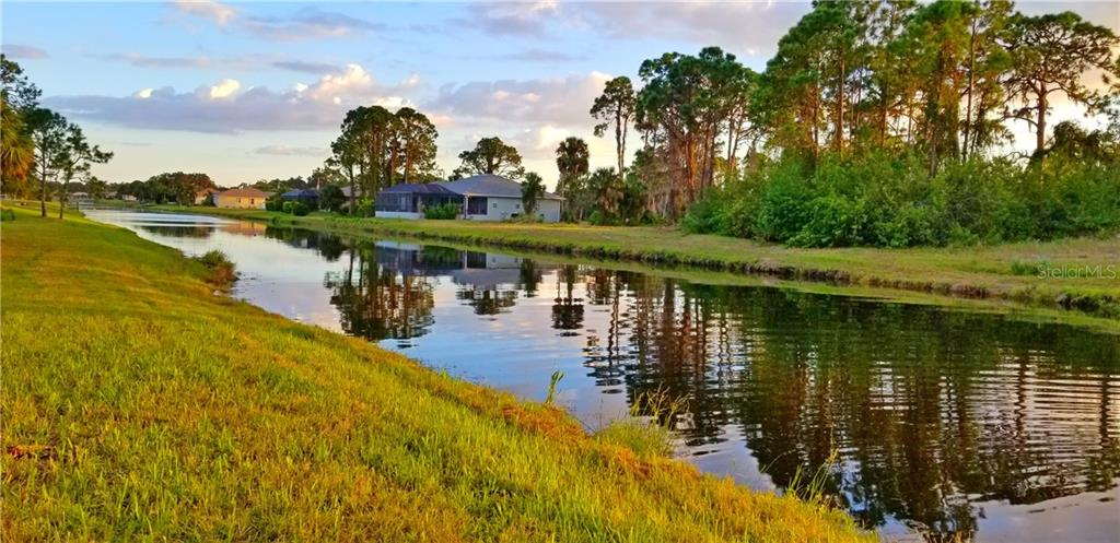 Land for sale in 54 Pine Valley LANE, Rotonda West, Florida ,33947