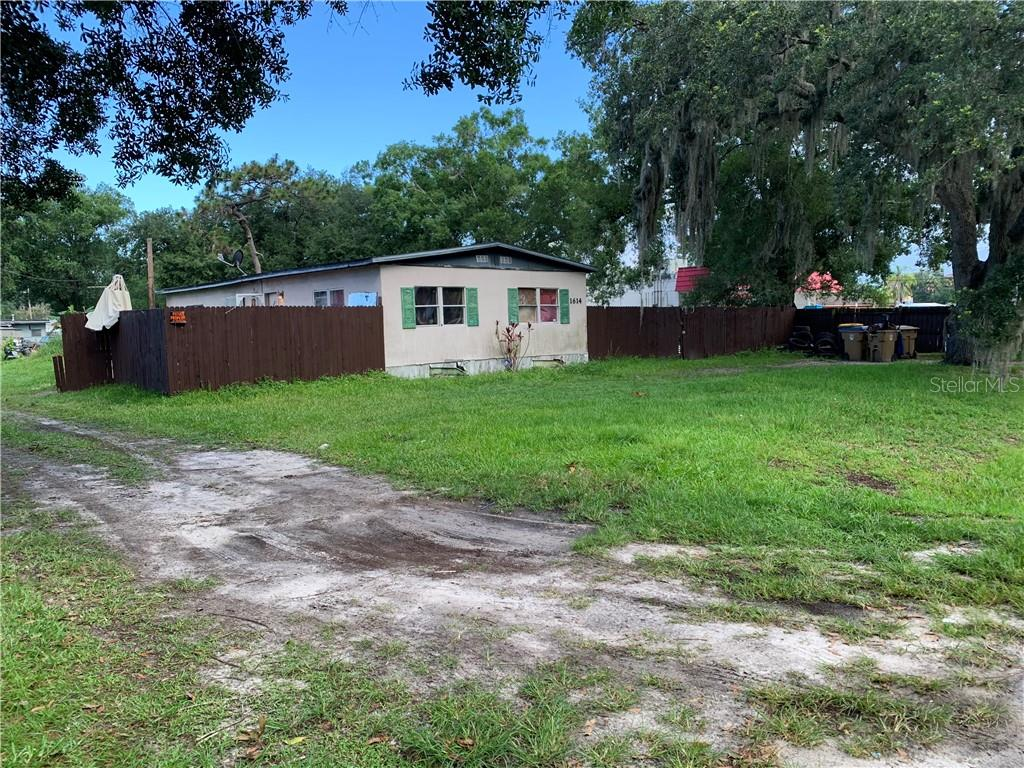 Manufactured/Mobile for sale in 1614 Shepherd LANE, Intercession City, Florida ,33848