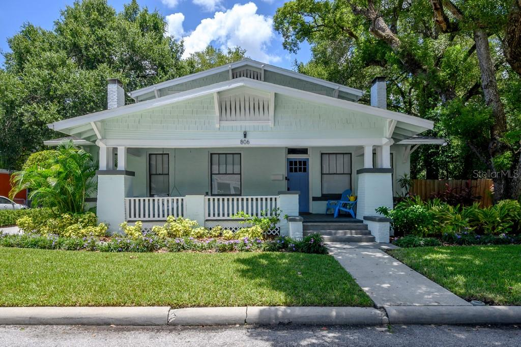 Single Family Home for sale in 806 New Orleans AVENUE, Tampa, Florida ,33603