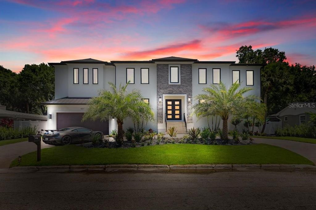 Single Family Home for sale in 4807 Sunset BOULEVARD, Tampa, Florida ,33629