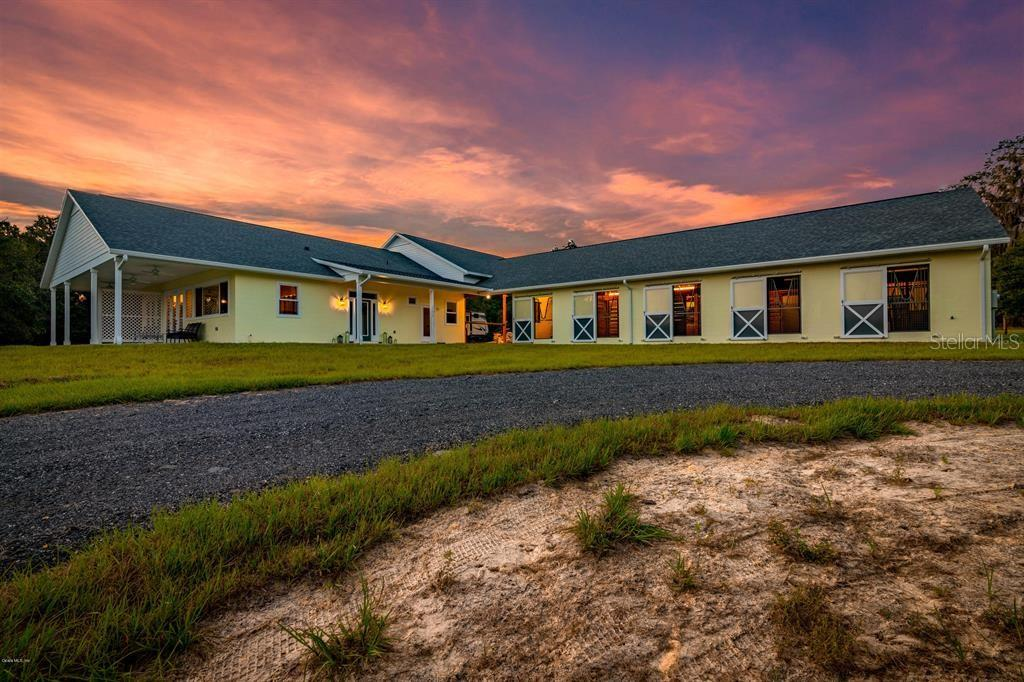 Farms & Ranches for sale in 17610 Hwy 318, Reddick, Florida ,32686