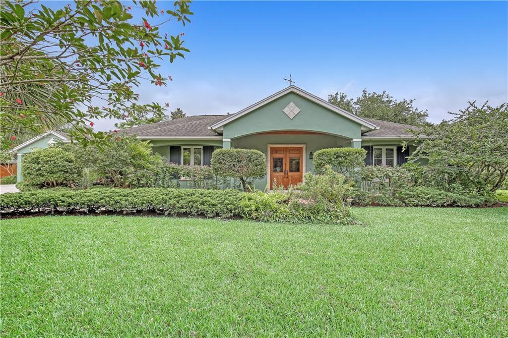 Single Family Home for sale in 4401 Post ROAD, Melbourne, Florida ,32934