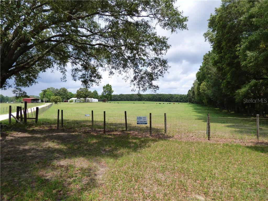 Land for sale in Se 77th Ct, Trenton, Florida ,32693