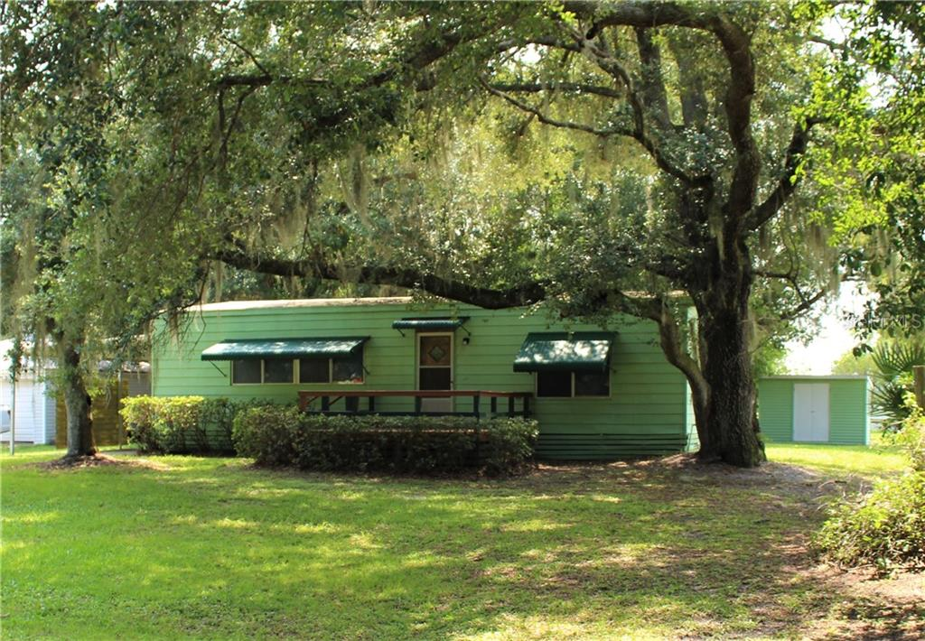 Manufactured/Mobile for sale in 250 4th AVENUE, Kenansville, Florida ,34739