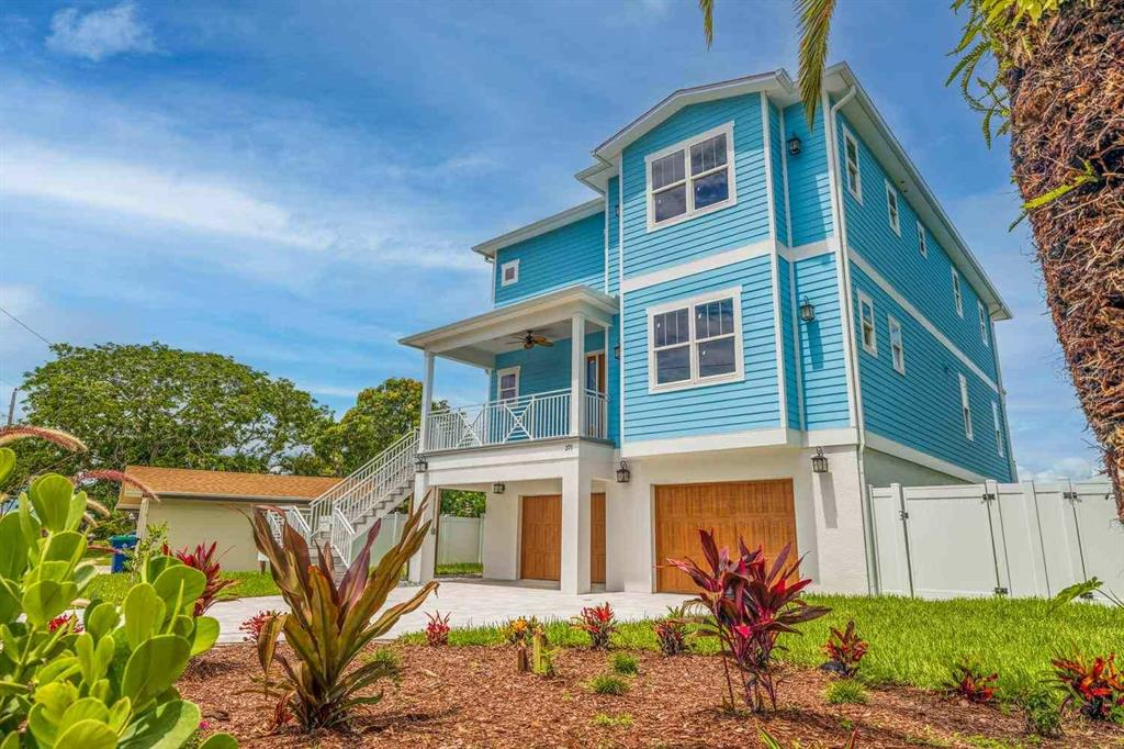 Single Family Home for sale in 371 12th AVENUE, Indian Rocks Beach, Florida ,33785