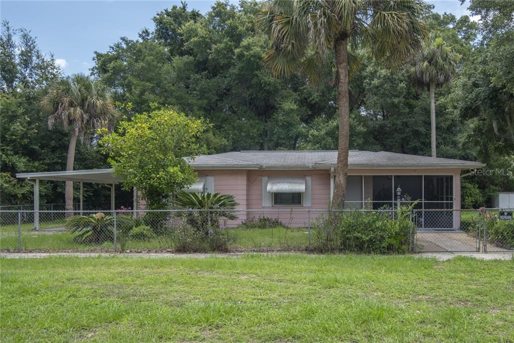 Single Family Home for sale in 39 Risher AVENUE, Inglis, Florida ,34449